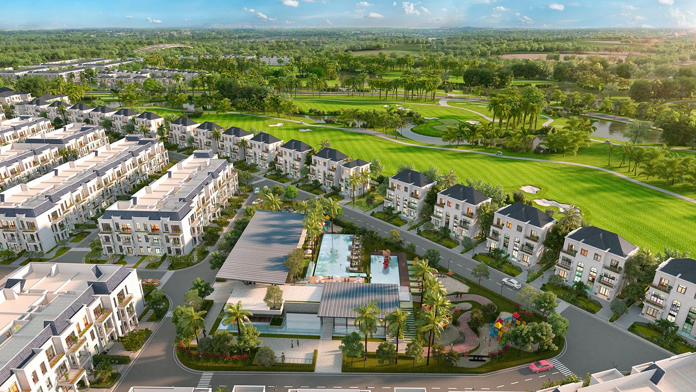 West Lakes Golf & Villas đón đầu xu hướng nghỉ dưỡng ven đô TP.HCM