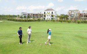 Dự án biệt thự sân golf West Lakes Golf & Villas độc đáo của Trần Anh Group