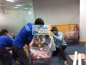 Bốc xếp hàng hóa huyện Hóc Môn - Dịch vụ nhanh chóng, giá rẻ