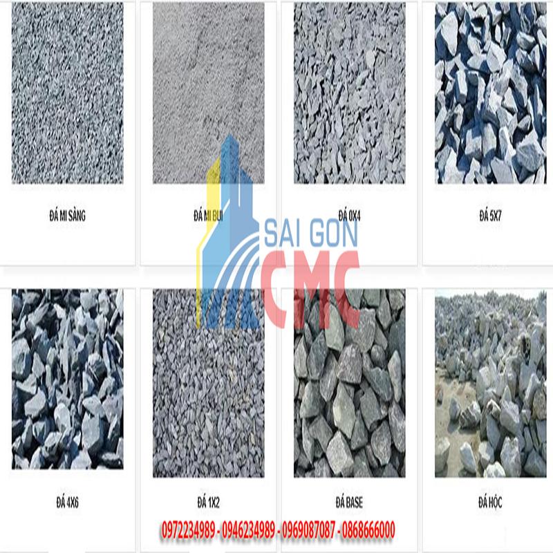 Giá đá xây dựng chuyên phân phối vật liệu