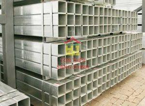Bảng báo giá thép hộp chữ nhật mạ kẽm tại Tphcm