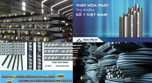 Thép Việt Nhật uy tín